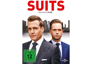 Suits - Staffel 5 - (DVD)
