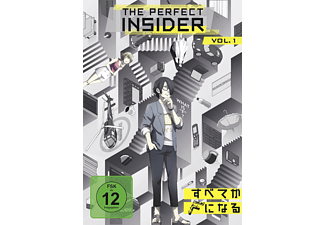 The Perfect Insider - Vol. 1 - (DVD)