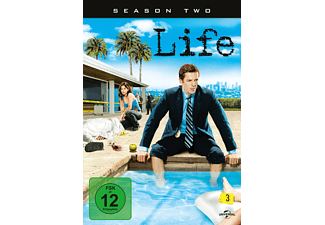 Life - Staffel 2 - (DVD)