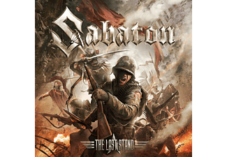 Sabaton - The Last Stand - (CD)