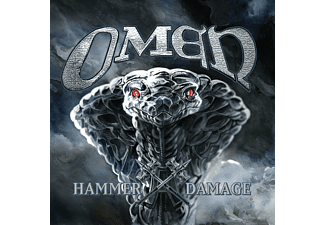 Omen - Hammer Damage - (CD)