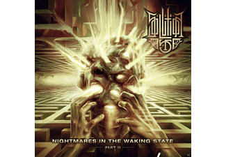 Solution 45 - Nightmares In The Waking State-Part II [CD]