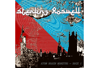 Sterling Roswell - Atom Brain Monster - Rock! - (Vinyl)