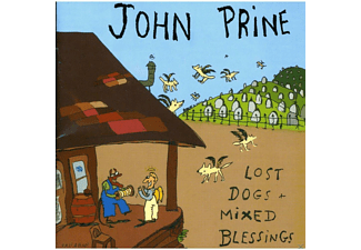 John Prine - Lost Dogs+Mixed Blessings - (CD)