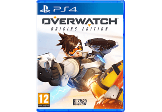ARAL Overwatch PS4