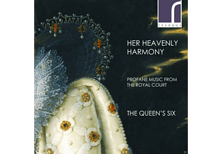 The Queen's Six - Her Heavenly Harmony-Profane Music From The - (CD)