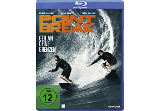 Point Break - Geh an die Grenzen - (Blu-ray)