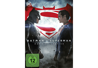 Batman V Superman: Dawn of Justice [DVD]