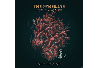 The O'Reillys And The Paddyhats - Seven Hearts-One Soul (Digipak) [CD]