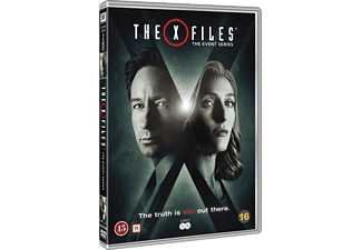X-files Event Series Säsong 10 Science Fiction DVD