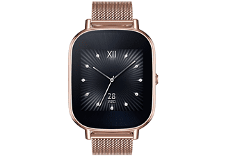 ASUS  ZenWatch 2 Smart Watch Metall, 113 mm, Rosegold