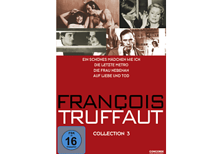 Francois Truffaut Collection 3 [DVD]