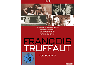 Francois Truffaut Collection 3 [Blu-ray]