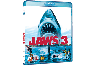 Jaws 3 Thriller Blu-ray