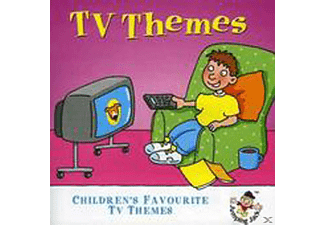 Children's Favourite Tv Themes - TV Themes - (CD)