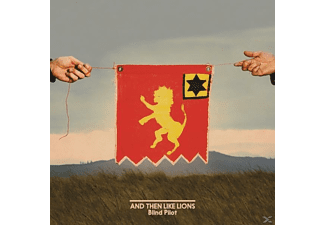 Blind Pilot - And Then Like Lions - (CD)