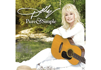 Dolly Parton Pure & Simple Country CD