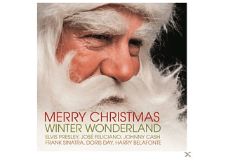 VARIOUS - Merry Christmas-Winter Wonderland - (CD)