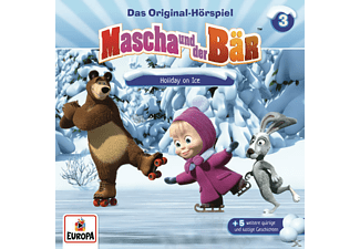 Mascha Und Der Bär - 003/Holiday on Ice - (CD)