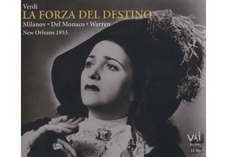VARIOUS - La Forza Del Destino [CD]