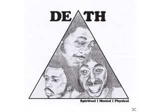 Death - Spiritual, Mental, Physical - (CD)