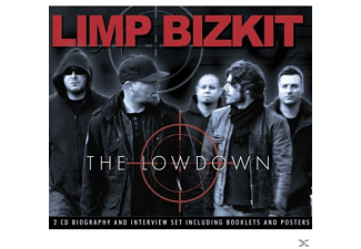 Limp Bizkit - The Lowdown - (CD)