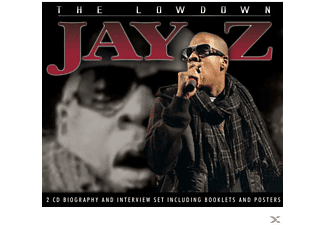 Jay-Z - The Lowdown - (CD)