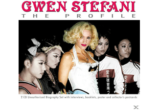 Gwen Stefani - The Profile - (CD)