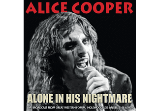 Alice Cooper - Alone in his Nightmare - (CD)