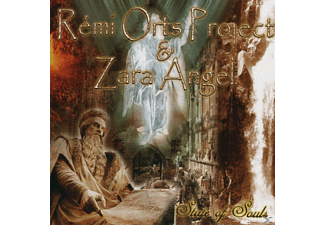 Remi Orts Project & Zara Angel - State of Souls - (CD)