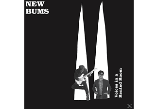 New Bums - Voices In A Rented Room - (Vinyl)