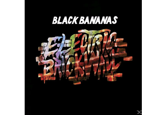 Black Bananas - Electric Brick Wall - (Vinyl)