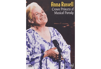 Anna Russell - Princess Of Musical Parody - (DVD)