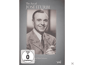 ITURBI /THE BELL TELEPHONE HOUR ORC, Iturbi,J./Voorhees,D./Bell Tho - The Art Of Jose Iturbi - (DVD)