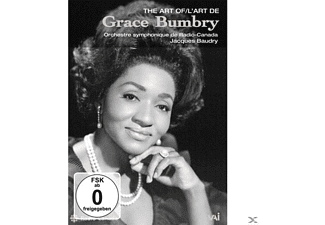 BUMBRY/ORCHESTRE SYMPHONIQUE DE RAD, Bumbry/Beaudry/Ro Canada/+ - The Art Of Grace Bumbry - (DVD)