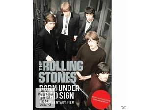 The Rolling Stones - Born Under A Bad Sign - (DVD)