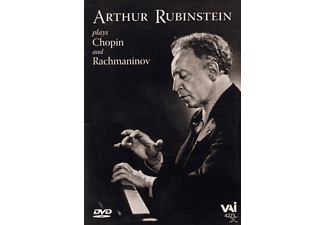 Arthur Rubinstein - Arthur Rubinstein Plays... - (DVD)