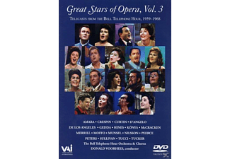 Moffo - Great Stars Of Opera 3 [DVD]