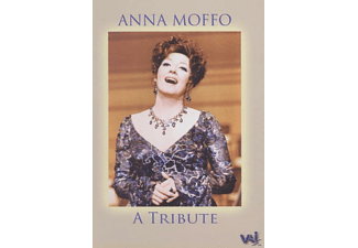 VARIOUS - Anna Moffo, A Tribute - (DVD)