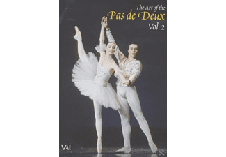 VARIOUS - Art Of The Pas De Deux Vol 2 - (DVD)