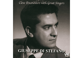 Guiseppe Di Stefano - Close Encounters With Great Singers [CD]