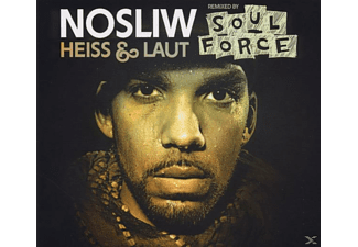 Nosliw - Heiss & Laut (Remixed By Soulforce) [CD]