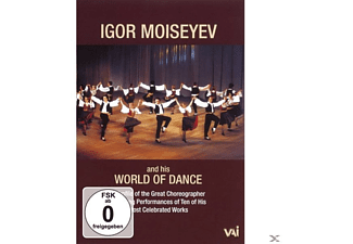 Igor Moiseyev - His World Of Dance - (DVD)