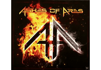 Ashes Of Ares - Ashes Of Ares [CD]