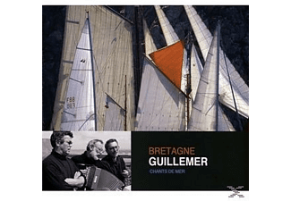 Guillemer - Bretagne, Chants De Mer - (CD)