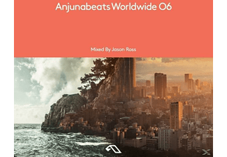 VARIOUS - Anjunabeats Worldwide 06 (By Jason Ross) [CD]