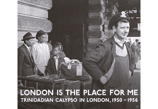 Hones Jons, VARIOUS - London Is The Place For Me-Trinidadian Calypso - (Vinyl)