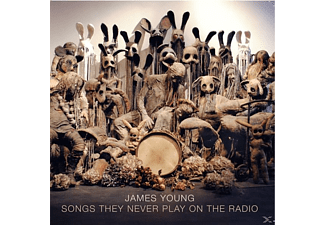 James Young - Songs They Never Play On The Radio [CD]