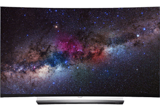 LG OLED65C6V.APD 65 inç 164 cm Ekran Ultra HD 4K 3D Curved SMART OLED TV