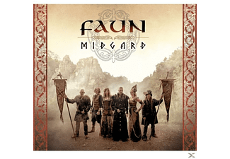 Faun - Midgard (Ltd.Deluxe Edt.) - (CD)